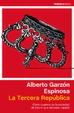 Cover of La tercera república
