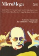 Cover of Antonio Tabucchi, la scrittura e l'impegno