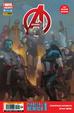 Cover of Avengers n. 29