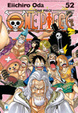Cover of One Piece - New Edition 52