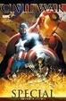 Cover of Civil War Special n. 2: Fronte di guerra