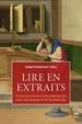 Cover of Lire en extraits