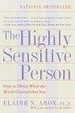 Cover of The Highly Sensitive Person
