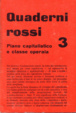 Cover of Quaderni rossi 3