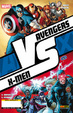Cover of AVX Versus n. 1