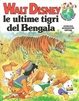 Cover of Walt Dysney - Le ultime tigri del Bengala