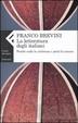 Cover of La letteratura degli italiani