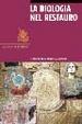 Cover of La biologia nel restauro