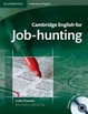 Cover of Cambridge English for Job-hunting