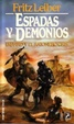 Cover of Espadas y demonios