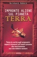 Cover of Impronte aliene sul pianeta Terra