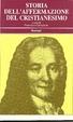 Cover of Storia dell'affermazione del cristianesimo