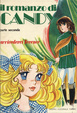 Cover of Il romanzo di Candy