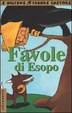 Cover of Favole di Esopo