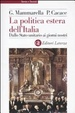 Cover of La politica estera dell'Italia