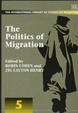 Cover of The Politics of Migration