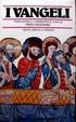 Cover of I vangeli traduzione e commento a cura di Piero Rossano