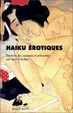 Cover of Haiku érotiques