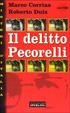 Cover of Il delitto Pecorelli