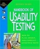 Cover of Handbook of Usability Testing