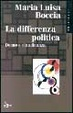 Cover of La differenza politica
