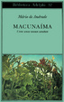 Cover of Macunaíma