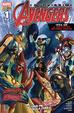 Cover of Avengers n. 50