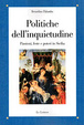 Cover of Politiche dell'inquietudine