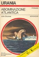 Cover of Abominazione atlantica