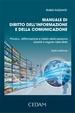 Cover of Manuale di diritto dell'informazione e della comunicazione