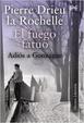 Cover of El fuego fatuo; Adiós a Gonzague