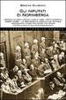 Cover of Gli imputati di Norimberga
