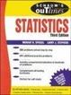 Cover of Schaum's Outline of Statistics