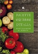 Cover of Ricette vegetariane d'Italia