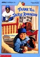 Cover of Thank you, Jackie Robinson