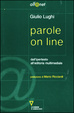 Cover of Parole on line