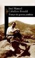 Cover of Tiempo de guerras perdidas