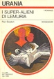 Cover of I super-alieni di Lemuria