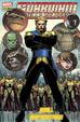 Cover of Guardiani della Galassia #34