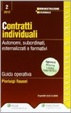 Cover of Contratti individuali