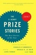 Cover of THE O. Henry Prize Stories 2007