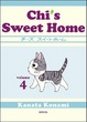 Cover of Chi's Sweet Home, Volume 4