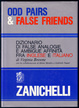 Cover of Odd Pairs & False Friends
