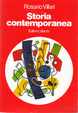 Cover of Storia contemporanea