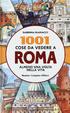Cover of 1001 cose da vedere a Roma almeno una volta nella vita
