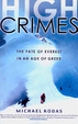 Cover of High Crimes
