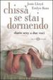 Cover of Chissà se stai dormendo