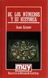 Cover of De los numeros y su historia