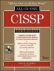 Cover of Cissp All in One Exam GD, 4th Edition W/CD ROM