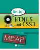 Cover of Hello! HTML5 and CSS3